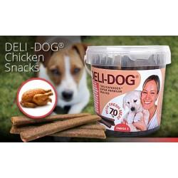 Barritas Deli-Dog de pollo