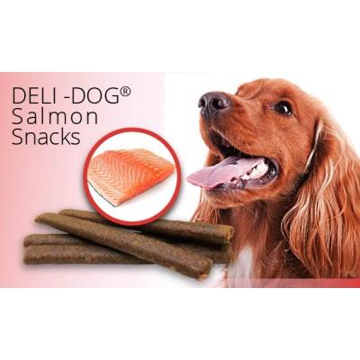 Barritas Deli-Dog de salmón