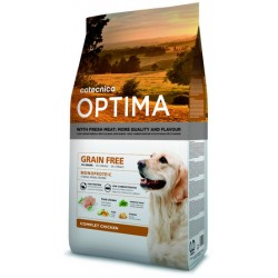 Optima Grain Free Complet Chicken Monoproteic