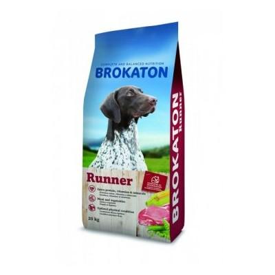Pienso para perros de caza y deportistas brokaton runner - Pienso para perros de caza ...