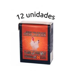 Pack 12 Energy Paté Fresh Chicken (Pollo Silvestre)