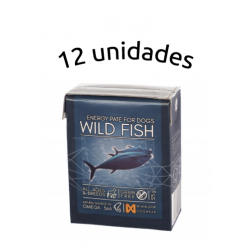 Pack 12 Energy Paté Wild Fish