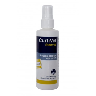 Curtivet Lotion for pads